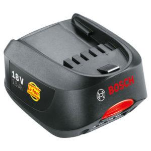Bosch POWER4ALL 18v Cordless Li-ion Battery 1.5ah 1.5ah