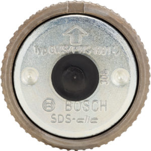 Bosch SDS Clic Quick Change Flange Locking Nut For Angle Grinders