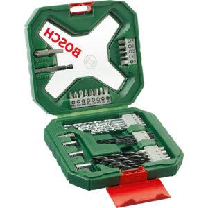 Bosch X Line 34 Piece Drill and Screwdriver Bit Set