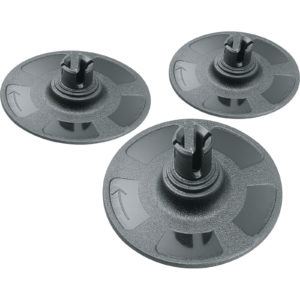 Bosch Replacement Pads for EASYCURVSANDER 12 Pack of 3