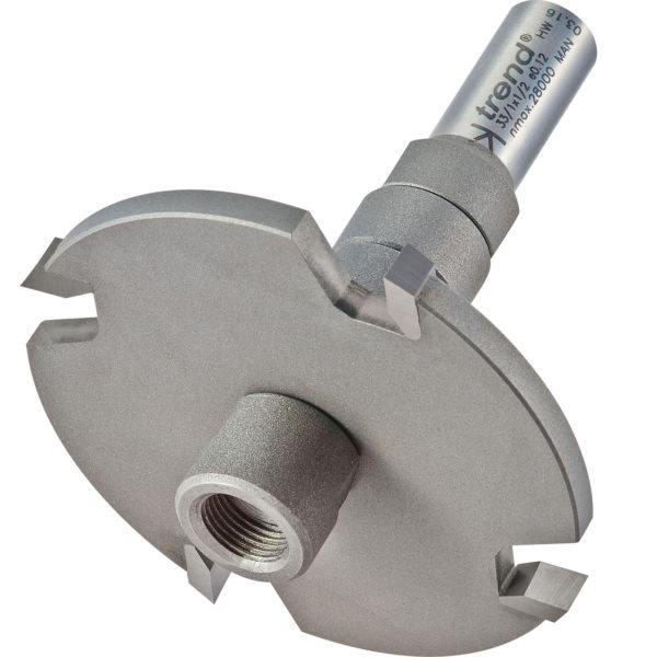 """Trend Trend Corian Sink Removal Cutter 75mm 6mm 1/2"""""""