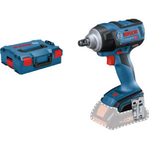 """Bosch GDS 18V 300 Cordless Brushless 1/2"""" Drive Impact Wrench No Batteries No Charger Case"""