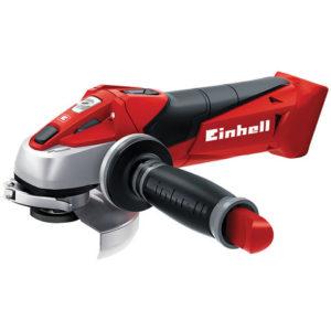 Einhell Power X-Change Einhell Power X-Change TE-AG 18/115 Li-Solo 18V Li-Ion 115mm Brushless Angle Grinder (Bare Unit)