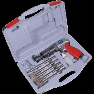Sealey GSA11 Long Stroke Air Hammer Kit