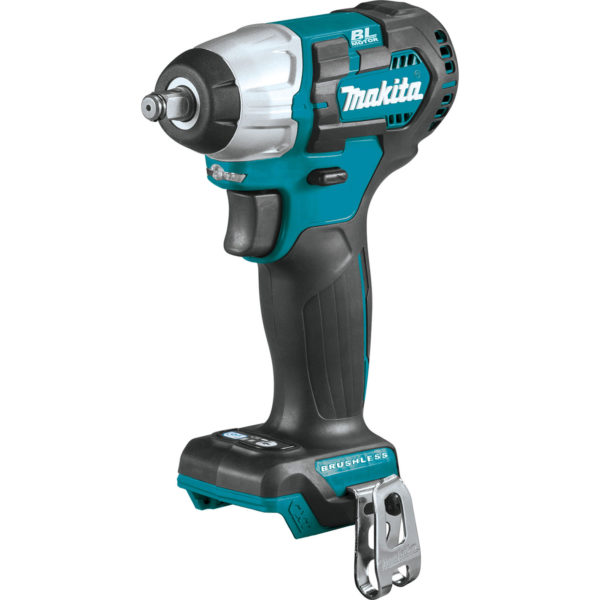 """Makita TW161D 12v CXT Cordless Brushless 1/2"""" Drive Impact Wrench No Batteries No Charger No Case"""