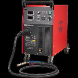 Sealey POWERMIG3530 300Amp Professional MIG Welder 415v