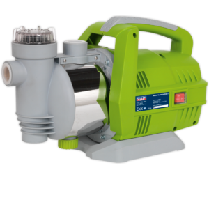 Sealey WPS062S Stainless Steel Surface Water Pump 240v