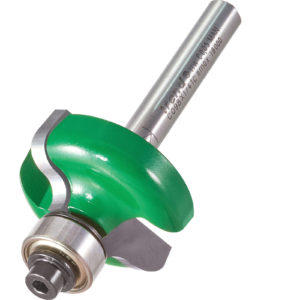 """Trend CRAFTPRO Ogee Mould Bearing Guided Router Cutter 12.7mm 9.5mm 1/4"""""""
