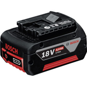 Bosch 1600Z00038 GBA 4.0 Ah 18V CoolPack Battery