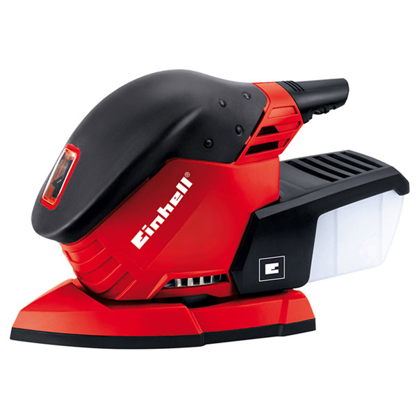 Einhell 4460560 TE-OS 1320 Multi Sander with Dust Collection 130W 240V