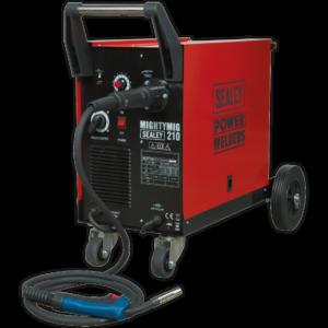 Sealey MIGHTYMIG210 210Amp Professional MIG Welder 240v